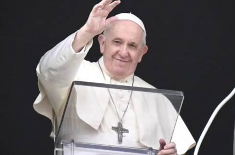 梵蒂岡教宗首度表態「挺同性伴侶」:都是上帝的子民