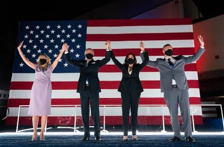 外媒:拜登當選美國總統!拿下關鍵賓州20張選舉人票