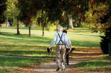 老年人公園散步根本「做爽的」 專業鄉民「關鍵一招」防肌少症