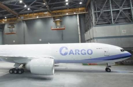 華航機身印上台灣藏在「CARGO」裡!網酸:不說誰看得到