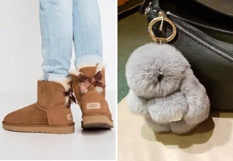 不只「裝死兔」超殘忍!UGG雪靴也被點名「殘忍殺羊」製成!