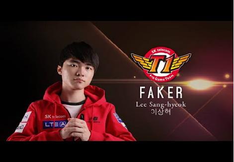 【英雄聯盟】大魔王FAKER與SKT全隊重磅降臨TWITCH!