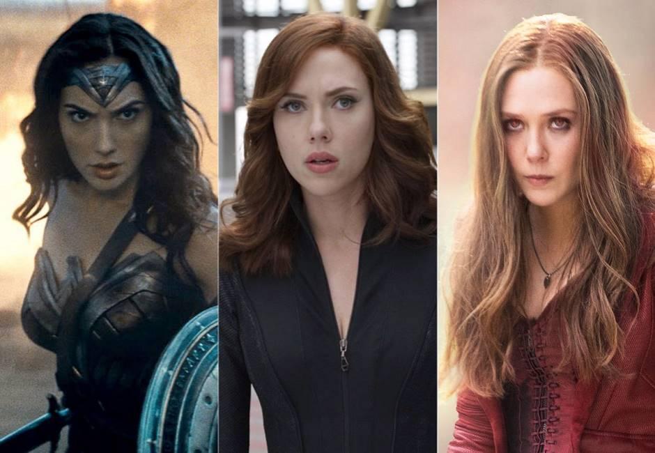 這回不比超能力!誰才是真正超級英雄人氣王?