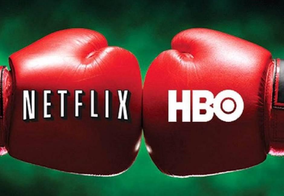 世紀大對決!HBO與Netflix間的愛恨情仇?