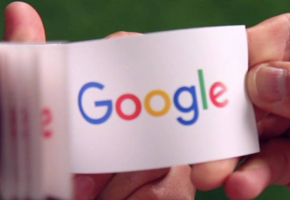 Google為什麼只有L是綠色?真相讓人讚嘆設計者
