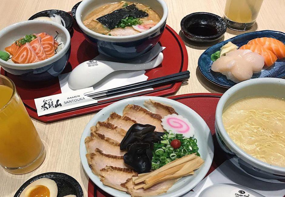 不用飛日本就可以吃到最地道那味!拉麵排行登場!