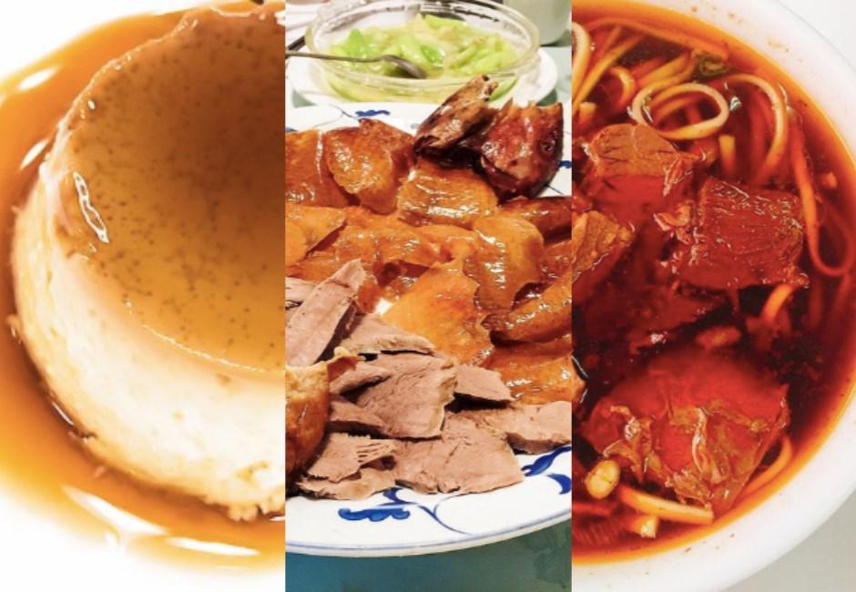 上班肚子餓不要看!傳奇老饕生前最愛33家「台灣美食地圖」下篇