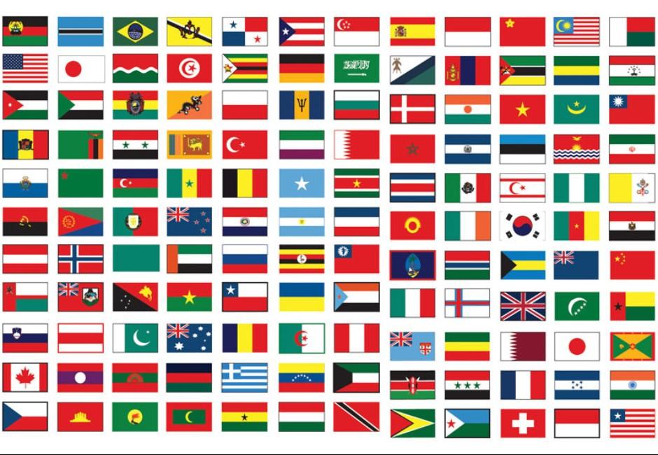 全球196面國旗,為什麼沒紫色的?殘忍真相再暴人類惡行