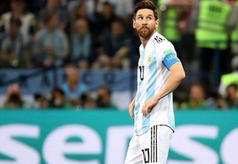 梅西為何之前踢不好?網友一張圖證明「那是世足花5萬請的替身」