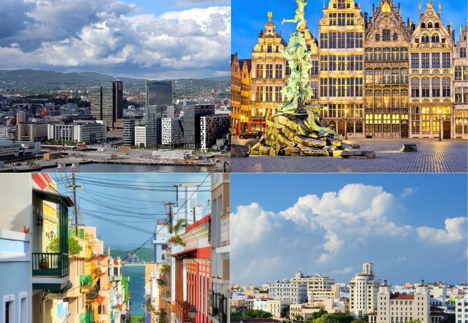 2018十大旅遊城市(上) 台灣也上榜?風景美到讓人窒息!
