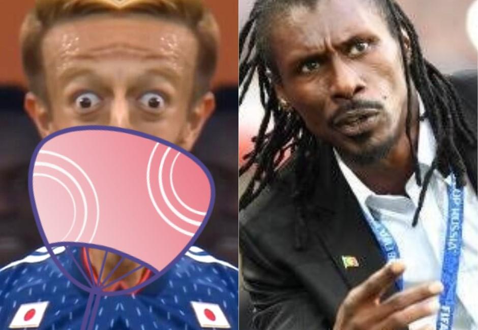胡迪原型是本田圭佑?日本對戰塞內加爾關鍵一球 點燃網友惡搞魂
