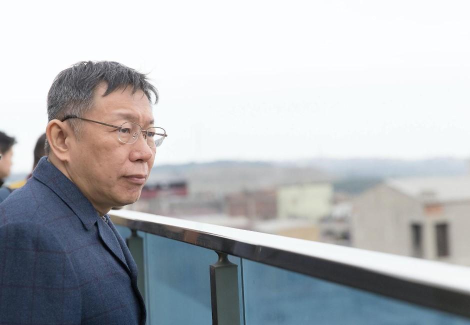 為何下午4點放颱風假?柯文哲點出關鍵原因「台灣不是北韓」