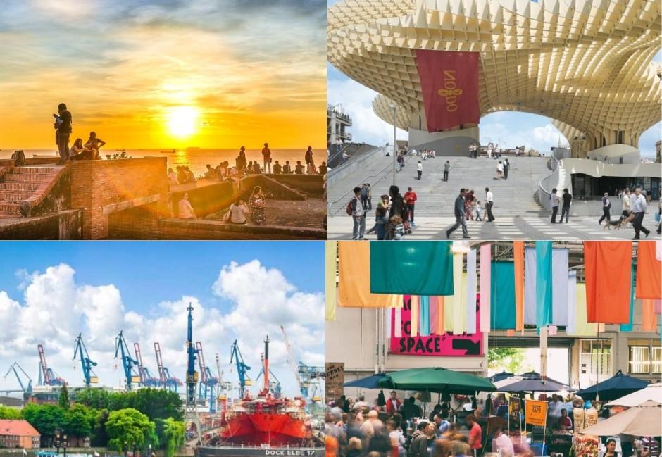 2018十大旅遊城市(下) 美過全亞洲?台灣這裡亞洲唯一入榜