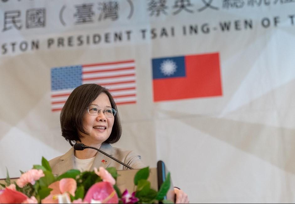 更新/中國砸金斷開台灣、薩爾瓦多 蔡英文不受威脅「要更團結」