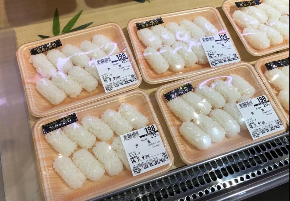「缺糧危機」壽司只有米飯?日本災民為溫飽照樣買單