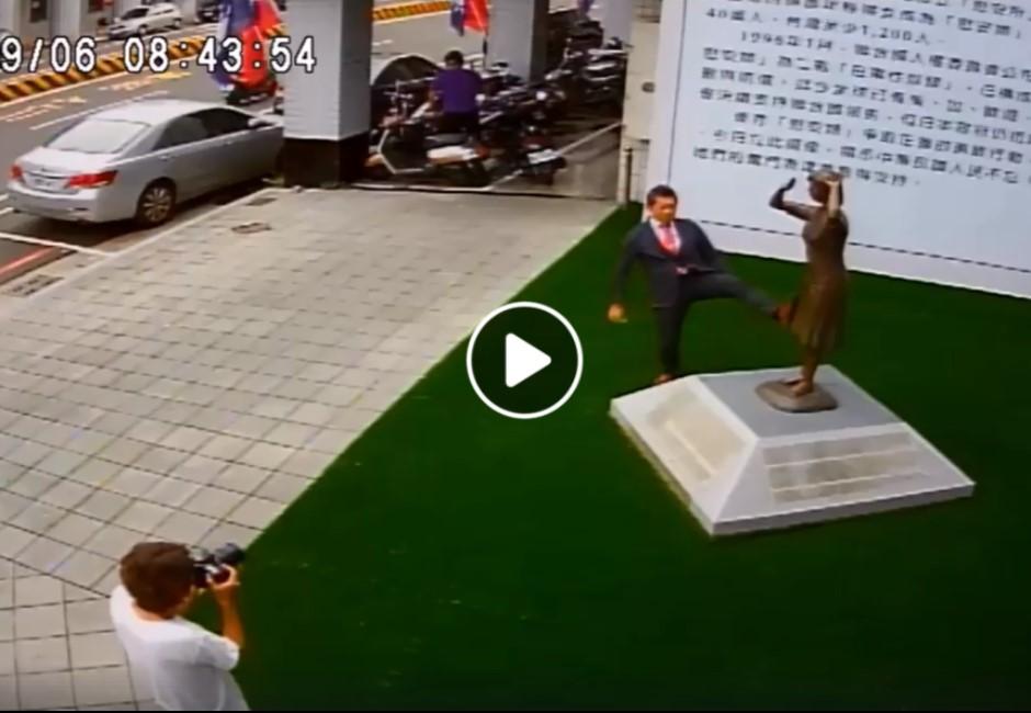 藤井實彥喊冤「只是腳麻伸展」被扭曲!監視器影片還原真相