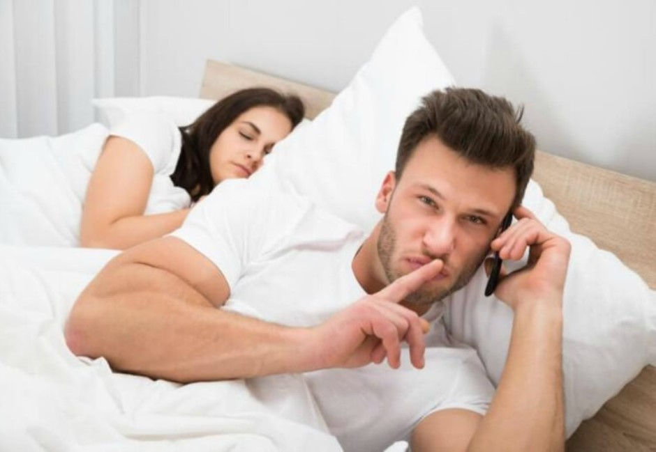 男性劈腿機率為女性的兩倍!?研究發現:這3種男性最愛偷吃