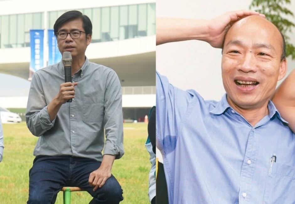 韓國瑜追到當選率只差1% 高雄全台選情最膠著!