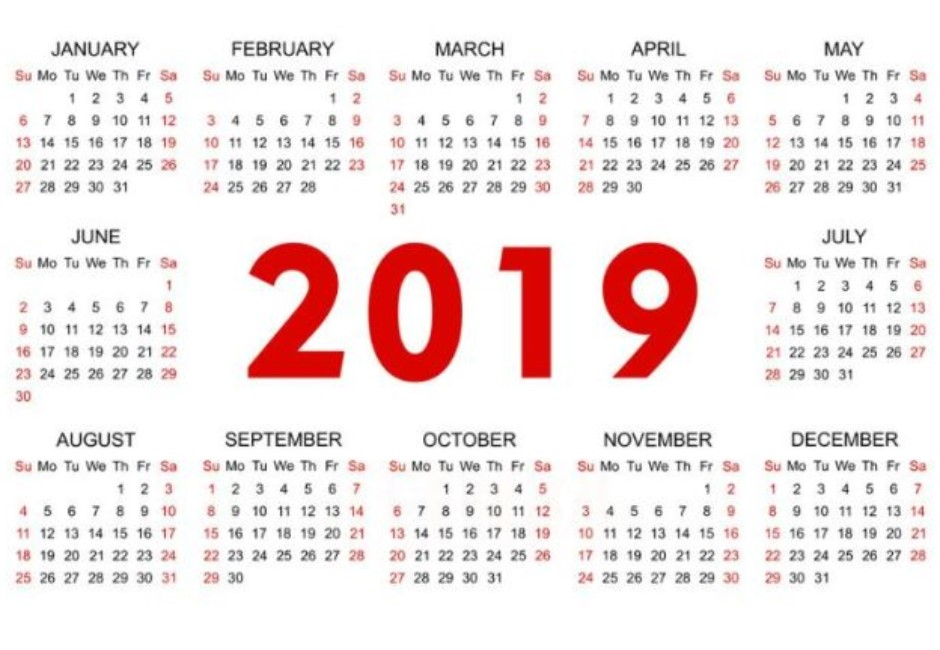 2019最強連假攻略來了!2次「爽放15天」機會一定要把握