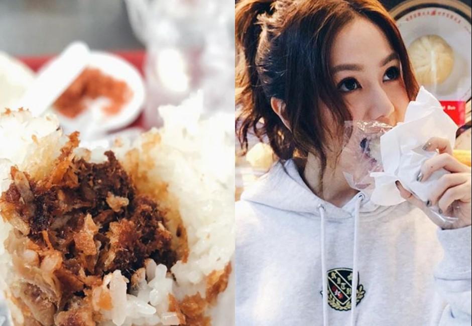紫棋說的對「好吃到爆」!讓女神狂嗑2條飯糰的台灣早餐店是它