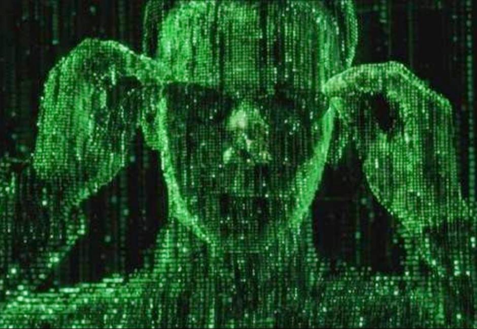 駭客任務藏了20年的彩蛋!經典「綠程式瀑布」竟然有這涵義