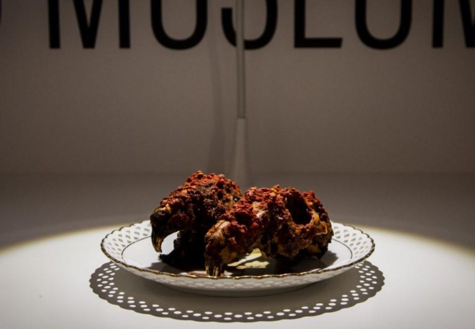 這也能吃?首間噁心食物博物館登場 展品驚見馬奶酒、活蛆乳酪