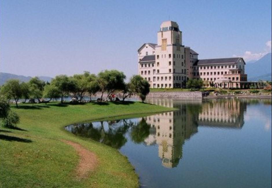北中南東最美大學超夢幻!第四名彷彿讓你漫步在歐洲校園