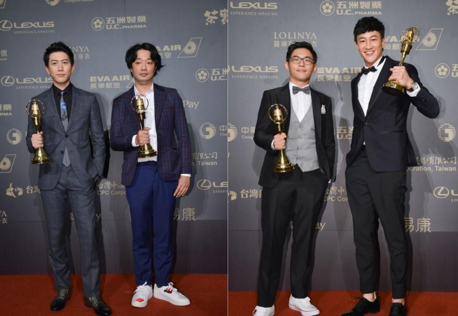 金鐘/「認真背後有好事發生」最佳導演是何潤東!台北歌手拿5獎