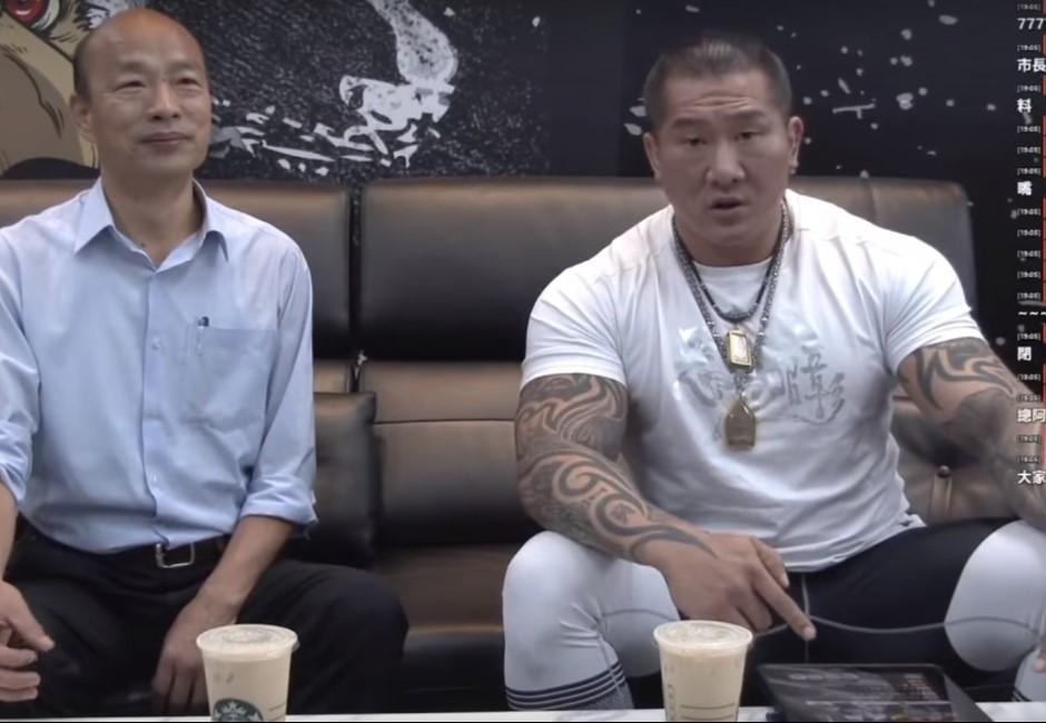 專訪韓國瑜被臉書關7天!「政治操作」館長爆氣:叫陳其邁來啊
