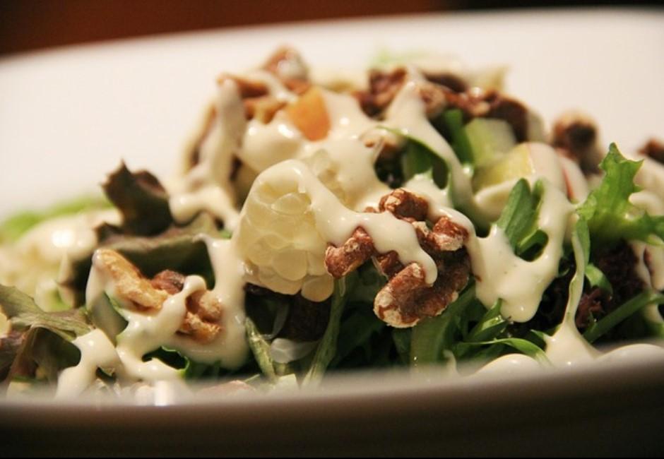 哪種沙拉醬最致胖?想不到「最爽口的它」比美乃滋還恐怖