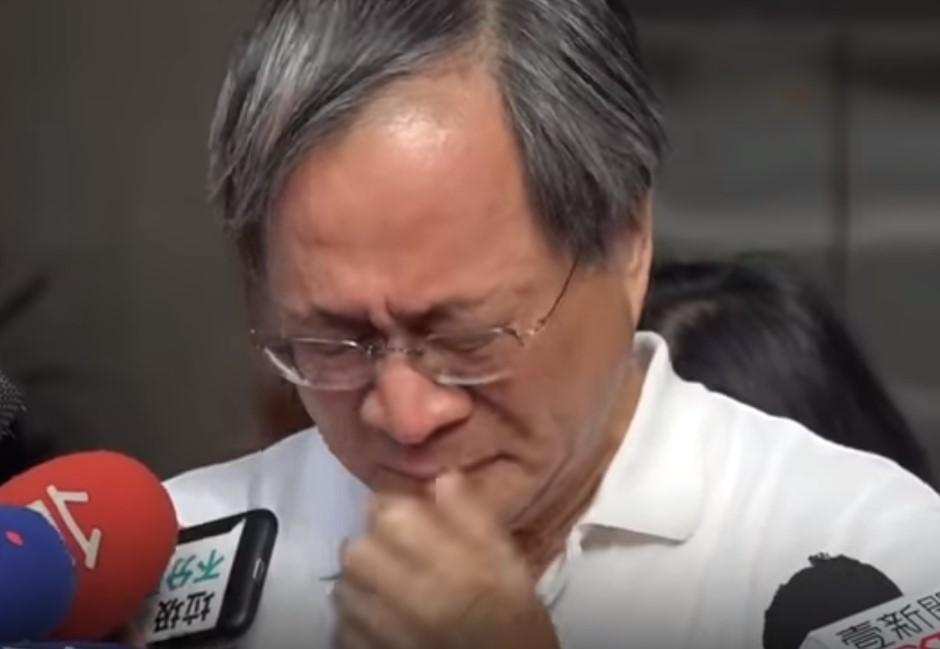 小野一哭讓丁守中民調狂升 台北封關前當選率差距縮小