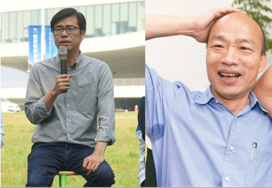 封關十天 韓國瑜網路超級人氣王 柯文哲被遠遠拋在後面