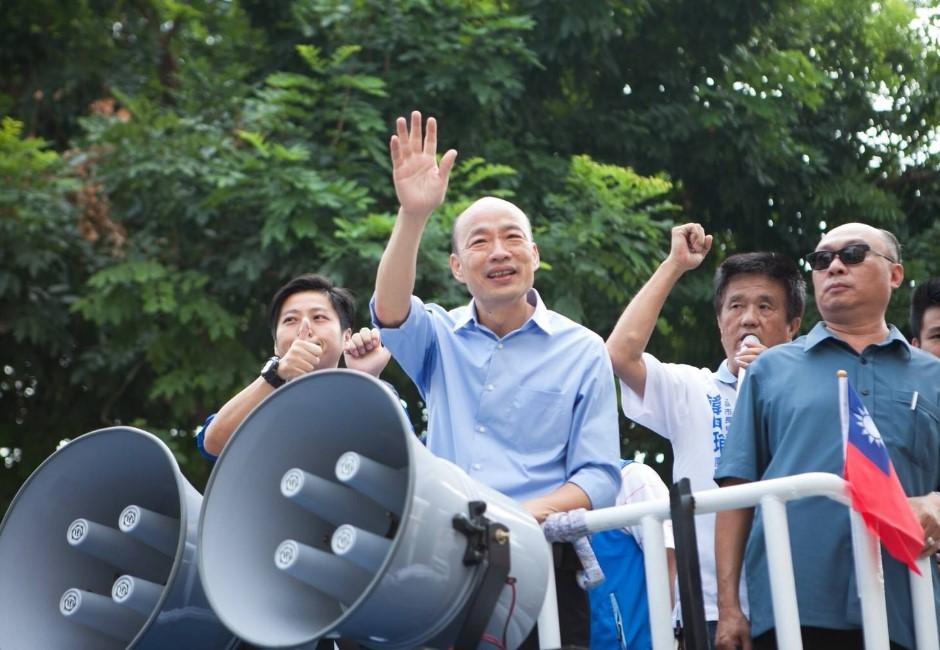 禁止意識形態抗議、毛沒長齊頻失言!盤點韓國瑜四大爭議語錄