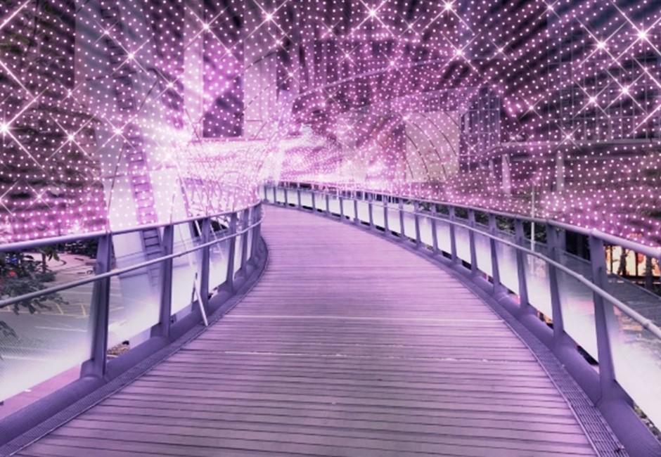 新北耶誕城亮點搶先看!四大夢幻星橋讓你一秒變網美