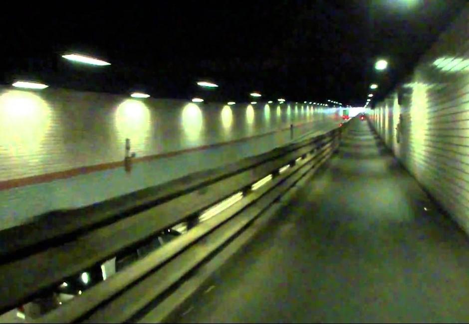 3歲兒進過港隧道驚喊「好多鬼」!母嚇呆:才剛有人車禍亡