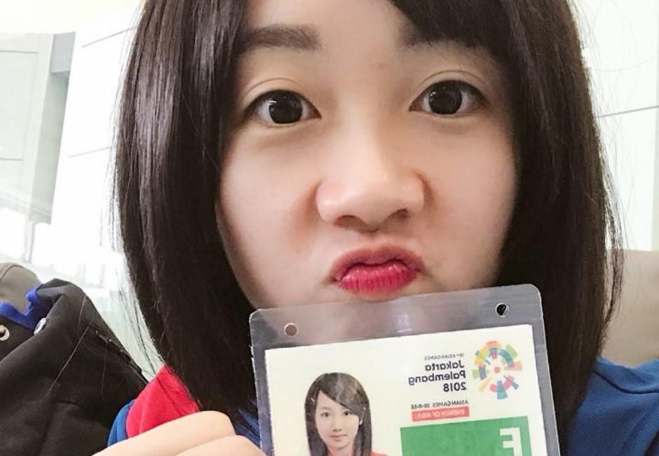 更新/逼瘋中國網友「最美證件妹」!搶進東奧的台妹吳佳穎是誰?