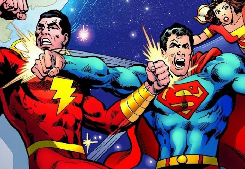 DC將上場英雄沙贊是誰?只有他能跟超人對幹、原名也叫驚奇隊長