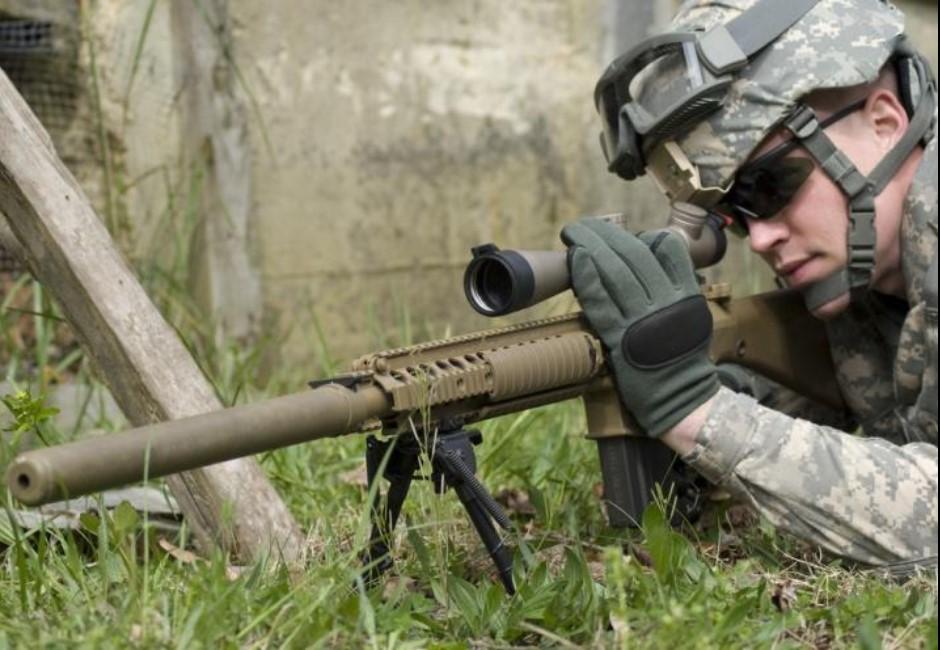 狙擊手、射擊國手誰比較準? 老司機專業分析給你聽!