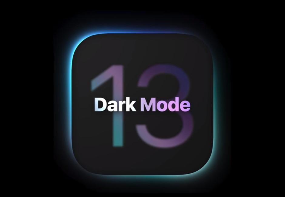 iOS13新增黑暗模式!再也不怕Siri半夜突然跟你打招呼