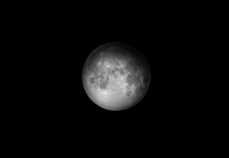 NASA證實月球正逐漸變小!將導致芮氏規模5「月震」發生