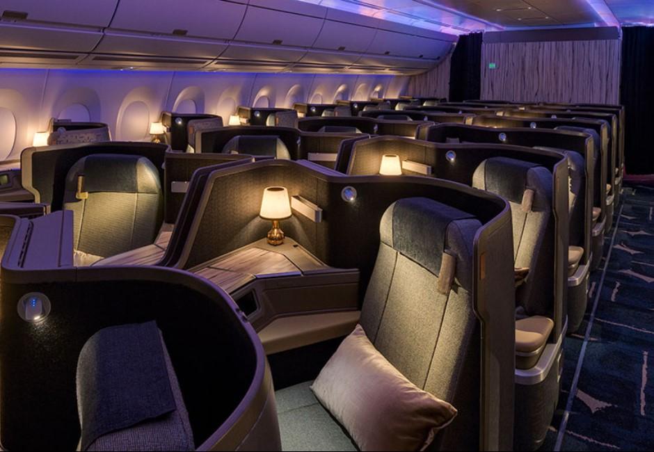 影/這4種人搭飛機 容易免費「被升等」商務艙