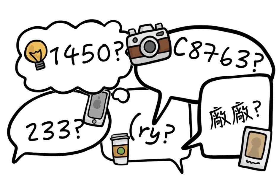 「C8763」什麼鬼?新十大網路用語出爐 網哭:我還在520