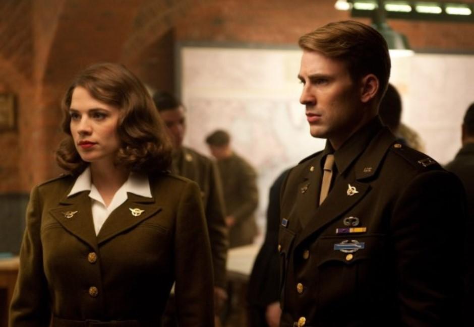 美國隊長愛人佩姬一句話洩《復仇者4》新英雄…網驚刷3次沒發現