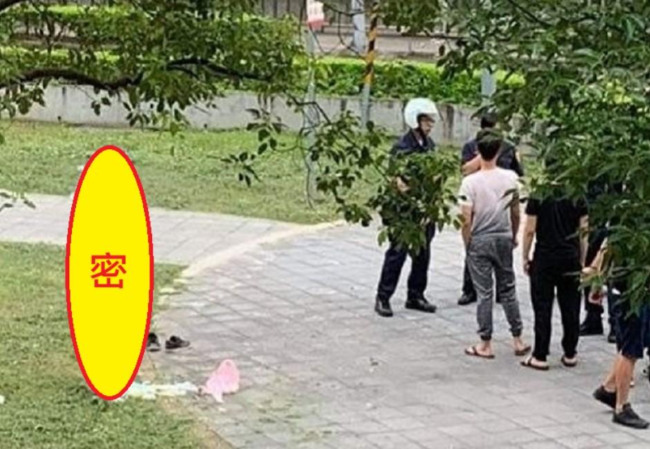 慶生到一半警察關切…壽星被「處刑」式晾水管網笑瘋