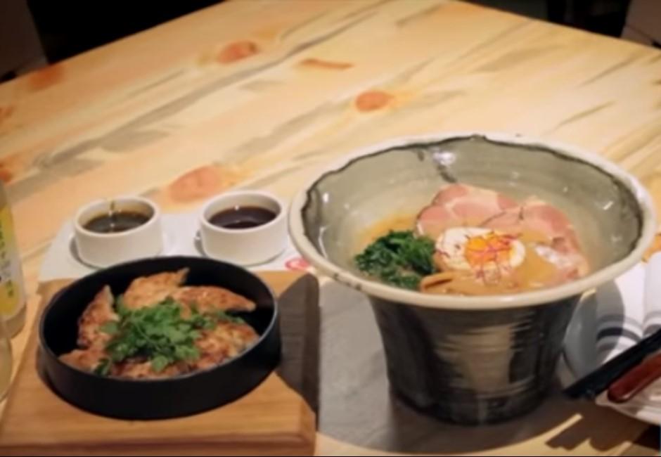 主食三重奏?日本人「拉麵+餃子+飯」的澎湃吃法由來曝光!