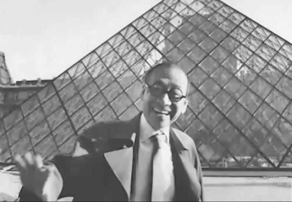 建築大師貝聿銘享壽102歲 六大巨作最愛「小女兒」