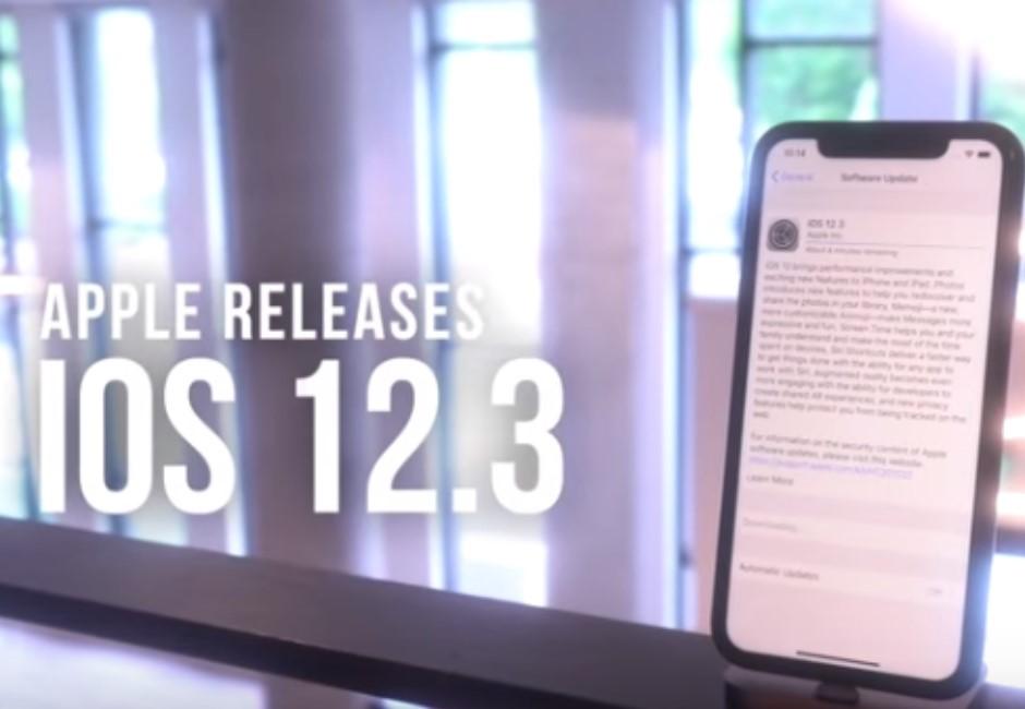 IOS 12.3傳災情!兩機型成「重災區」更新前想清楚