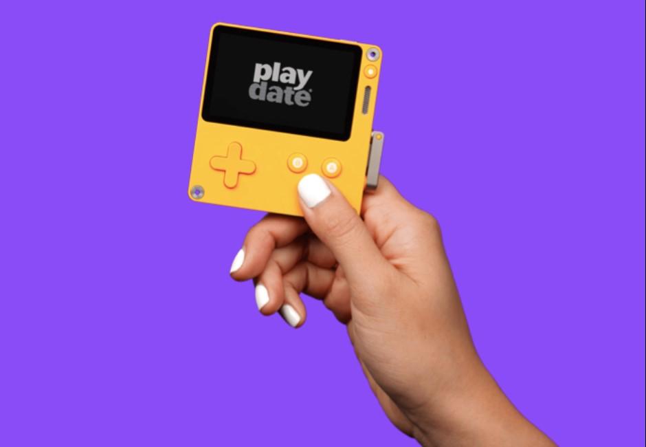 下一個爆紅的Switch?「Playdate」神設計搶先曝光