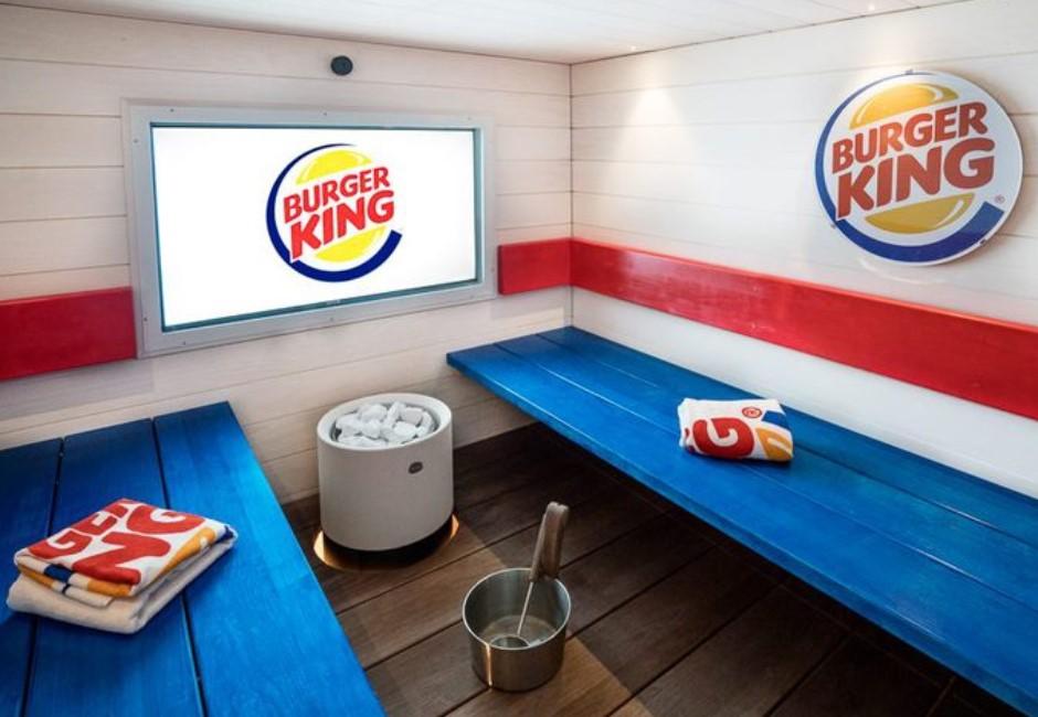 連漢堡王也要設桑拿?4個「外國人絕對不懂」的奇葩風俗!