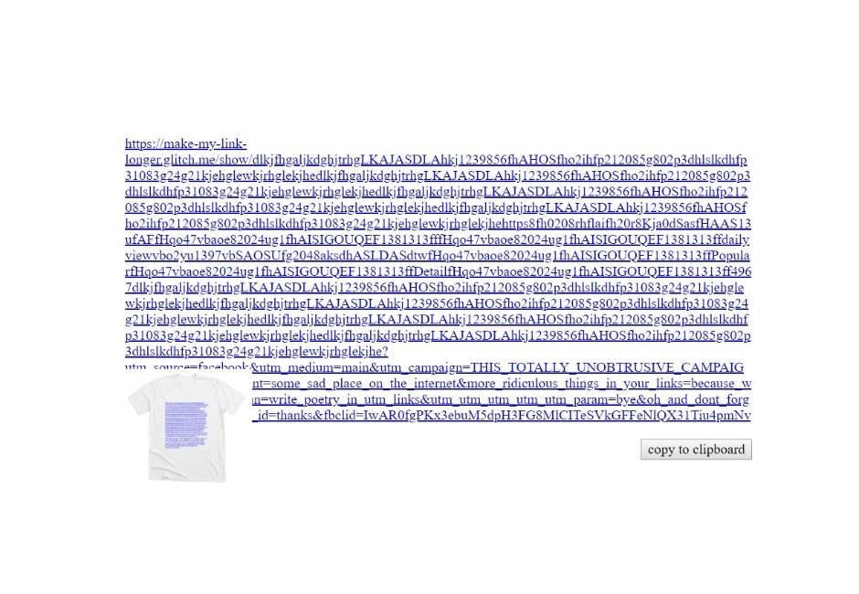 惡搞?讓網址變超長的「伸網址」網站!網友曝隱藏用途